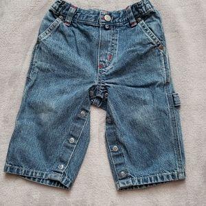 Carter's painter pant jeans
